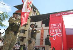 Así celebró Junín sus 196 años de creación como departamento en Chanchamayo (FOTOS)