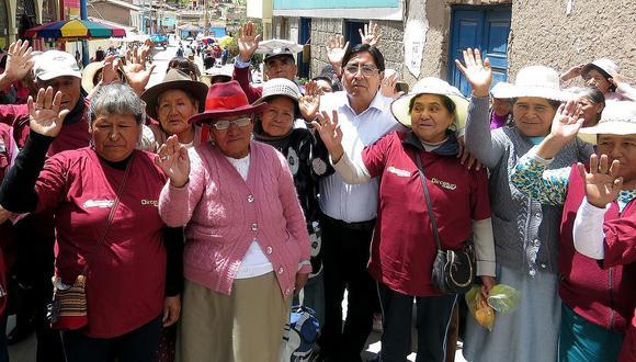 Cusco: Por el 'Día Mundial del Turismo' llevan a cusqueños a conocer atractivos