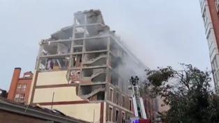 España: Dos personas fallecidas y varios heridos en explosión ocurrida en Madrid