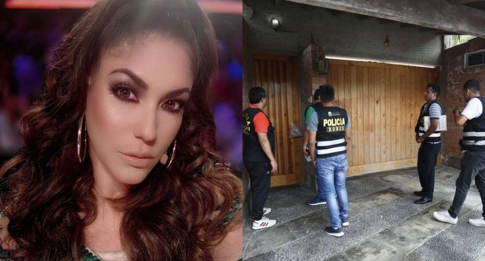 """Tilsa Lozano tras sufrir robo: """"Me afecta en lo emocional por el peligro al que mi familia estuvo expuesta"""""""