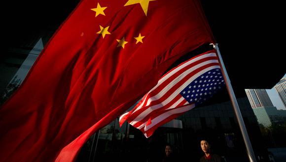 Las relaciones entre Beijing y Washington comenzaron a deteriorarse en 2018, cuando el expresidente Trump inició una guerra comercial con China. (Foto: Ed Jones / AFP)