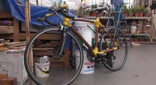 Desarrollan proyecto de bicicletas de bambú como transporte alternativo en Perú