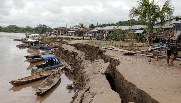 Terremoto en Perú: Alcalde de Lagunas revela que están en tinieblas y hay varios derrumbes