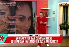 """Pamela Franco: Doctor que la atendió asegura que """"tenía la nariz que le llegaba a Chimbote"""" (VIDEO)"""