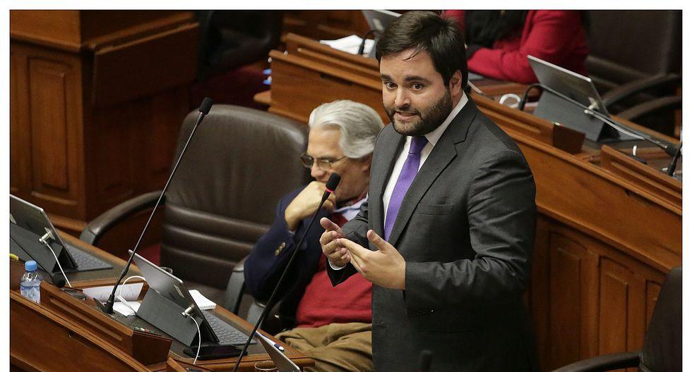 """Alberto de Belaunde: """"Es necesario que Pedro Chávarry renuncie a ser fiscal supremo"""""""