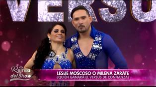 Belén Estevez cambió su voto de Leslie Moscoso a Milena Zárate a último momento (VIDEO)