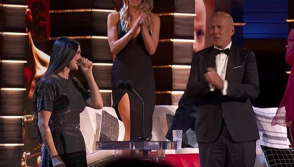 Demi Moore ¿Cuál fue el motivo de su divorcio de Bruce Willis? (VIDEO y FOTOS)