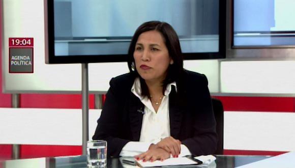 Flor Pablo: Aprobación de Vizcarra está por encima de otros presidentes en periodos similares de gestión