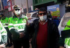 Detienen a tres varones acusados de estafar con el cuento de la licencia de conducir en Lampa