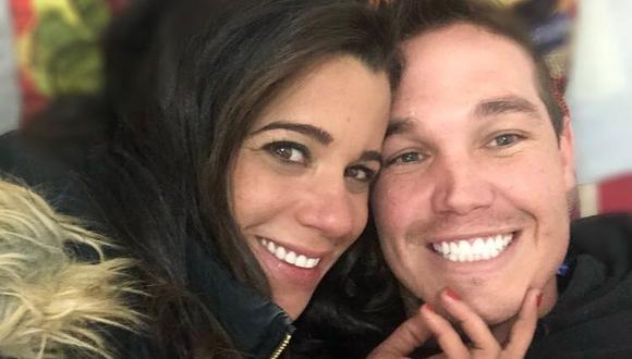 Vanessa Terkes y George Forsyth se divorcian. (Foto: @vanessaterkes)