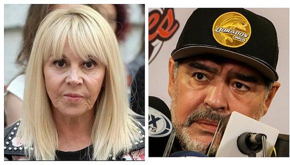 Ex esposa de Diego Maradona rompe su silencio sobre los tres hijos cubanos del astro argentino