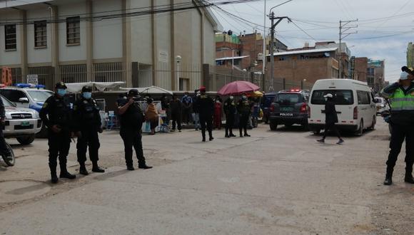 El caso está siendo investigado por el representante del Ministerio Público. (Foto: Difusión)