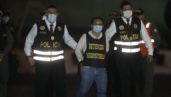El exgobernador de Cajamarca fue declarado como reo contumaz el 14 de enero por el Juzgado Penal Colegiado Nacional Especializado en Delitos de Corrupción, que dispuso su orden de captura. (Fotos: César Campos/GEC)