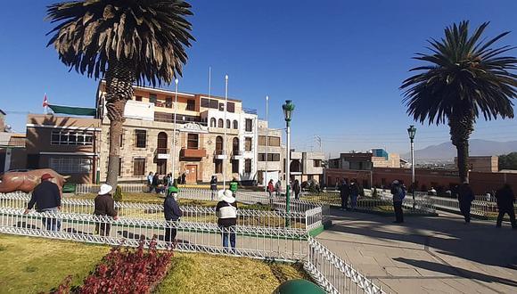 Se posiciona como el distrito que recibirá el mayor monto en la provincia de Arequipa. (Foto: Correo)