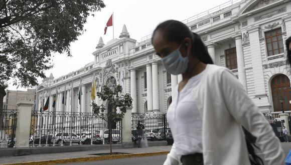 Las nuevas bancadas elegidas para el periodo 2021-2026 vienen afinando sus alianzas. (Foto: Francisco Neyra / GEC)