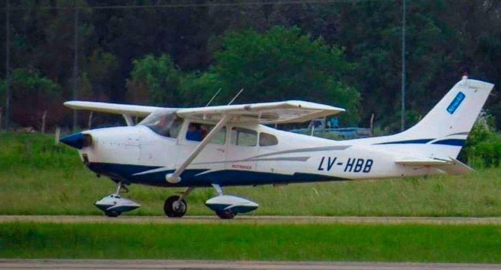Alquilaron avión para despedida de soltero y lo robaron a mano armada