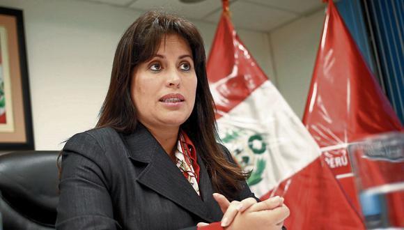 Carmen Omonte renunció a la bancada Alianza para el Progreso. (Foto: GEC)