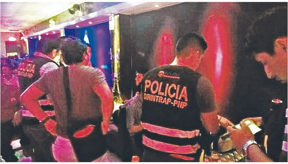 Denuncian a tres policías por protagonizar una pelea en night club