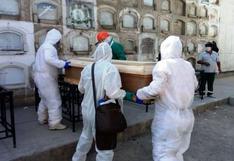 Perú registra 110 fallecidos por coronavirus en las últimas 24 horas