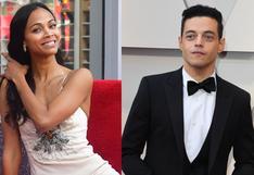Zoe Saldaña y Rami Malek entre los protagonistas de la nueva cinta de David O. Russell