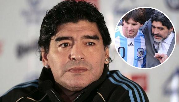 """Maradona aseguró que """"Volvería a dirigir a la Selección, y lo haría gratis"""""""