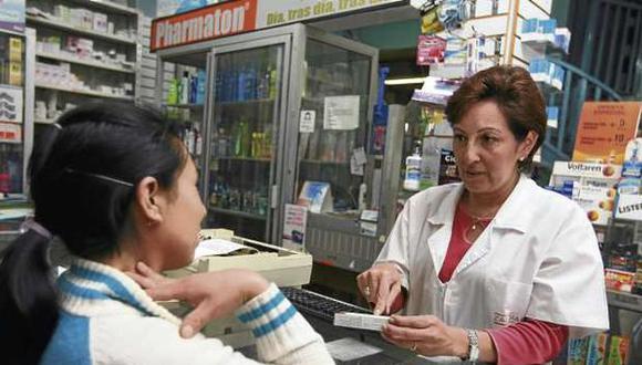 La automedicación es una de las causas de intoxicación en el Perú. (Foto referencial)