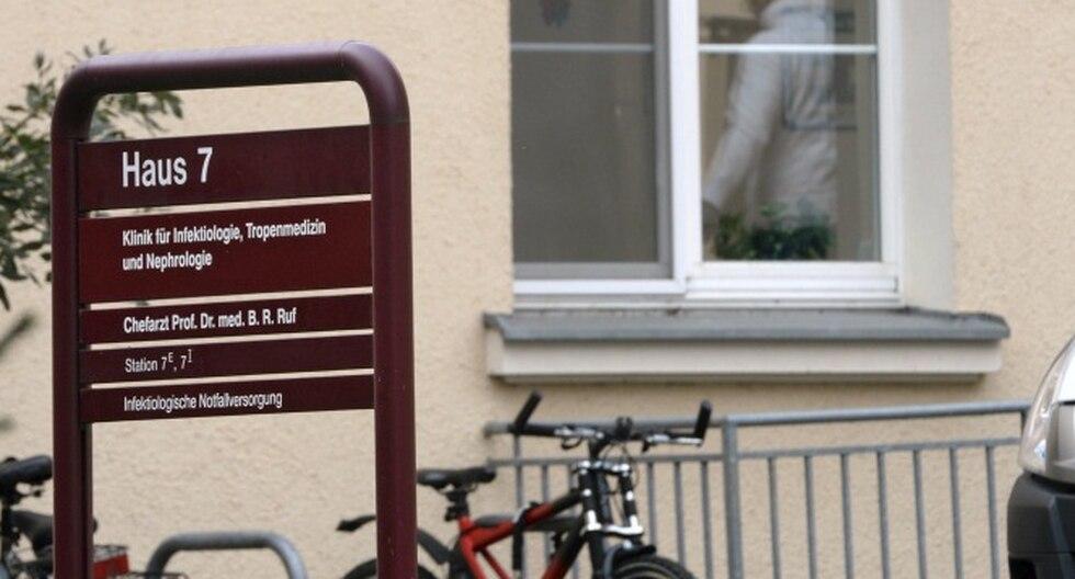 Muere el enfermo de ébola hospitalizado en la ciudad alemana de Leipzig