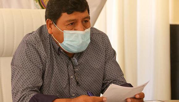 Aprueban segunda revocatoria del gobernador Javier Gallegos