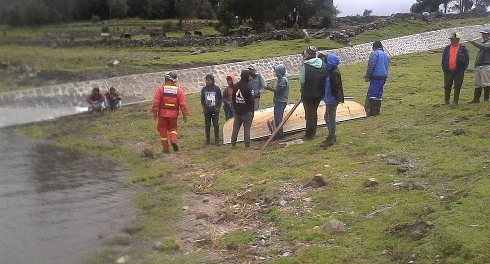 Carnavalero que regresaba a su casa cae a canal cargado de agua y muere ahogado