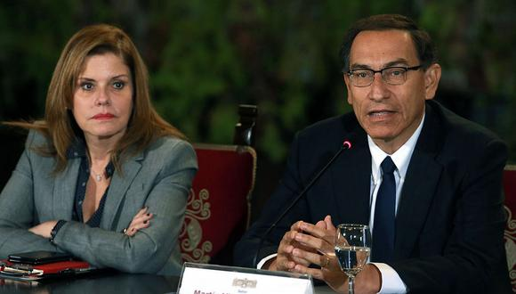 APRA pide renuncia de Martín Vizcarra y Mercedes Aráoz para ir a elecciones generales 2020