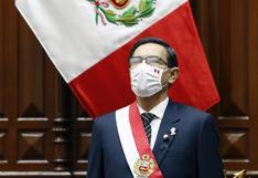 Congreso verá admisibilidad de moción de vacancia contra Vizcarra el sábado 31 de octubre
