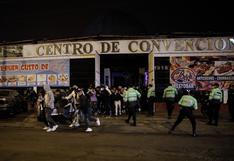 Más de 500 personas huyeron de fiesta COVID antes de ser intervenidos en San Juan de Lurigancho