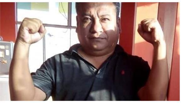Se trata de Juan Carlos Miranda, postulante que tenía el número 7. El líder de esta agrupación Julio Guzmán confirmó la información.