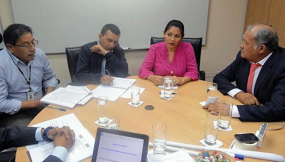 Moquegua: Rodríguez pide frenar licitación de presa Paltuture