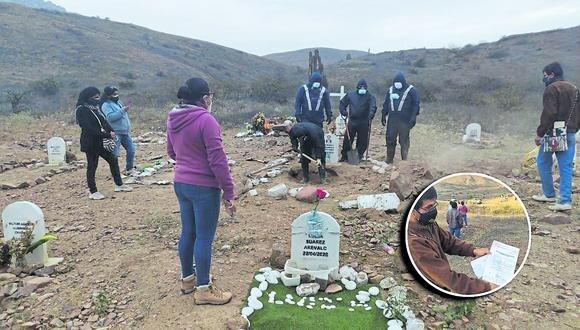 Dos consejeros del Gobierno Regional de Lambayeque recibieron denuncia de familiares de víctimas.