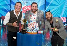 """Conductores de """"Noche de patas"""" tras ganar Premios Luces: """"Estamos emocionados y agradecidos"""""""