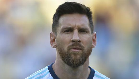 Lionel Messi quedó habilitado para jugar las Eliminatorias desde la primera fecha. (Foto: AFP)