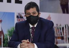 """Julio César Castiglioni descarta que se hayan revisado 800 actas: """"No es verdad"""""""