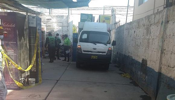 Niña muere atropellada al interior de cochera en Yanahuara