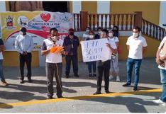 Alcalde, regidores y funcionarios de Municipalidad Provincial de Ascope donan 36 mil soles en colecta pública