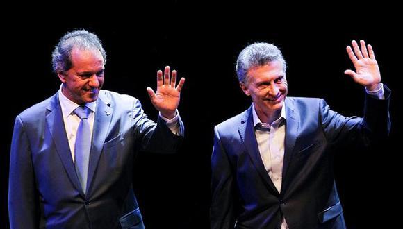 Argentina se prepara para elegir a nuevo presidente este domingo