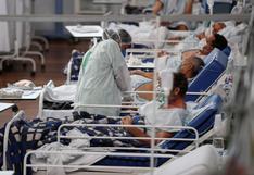 Brasil registra menores cifras de muertes y contagios por coronavirus en seis meses