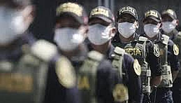 La Libertad: Unos 1,200 policías vencieron al Covid-19 y regresaron al servicio
