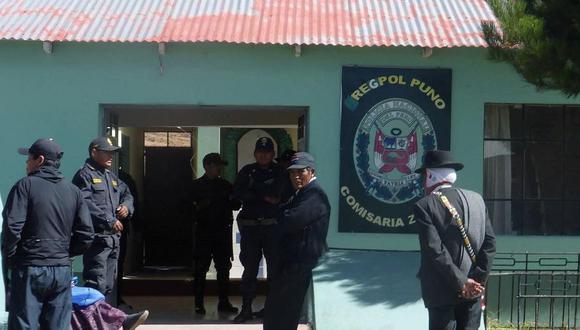El caso fue constatado por personal policial de la comisaría de Zepita. (Foto: Difusión)