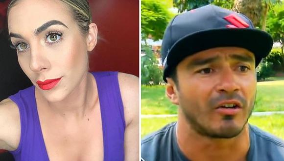 Poly Ávila: difunden la llamada a André Castañeda cuando fue drogada en fiesta (AUDIO)
