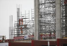 Sector construcción habría caído 2% en setiembre, afirma la Cámara Peruana de Construcción