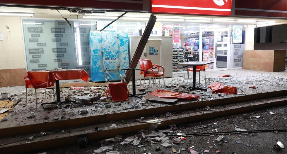 Terremoto de 7,1 en México: Reportan un primer fallecido en el estado de Guerrero