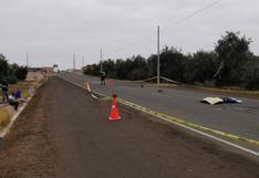 Varón muere atropellado en carretera a centro poblado Los Palos