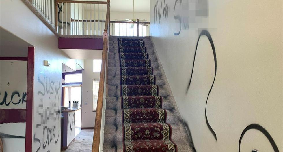 Esta casa en Colorado es descrita como un 'pequeño pedazo del infierno' para su venta