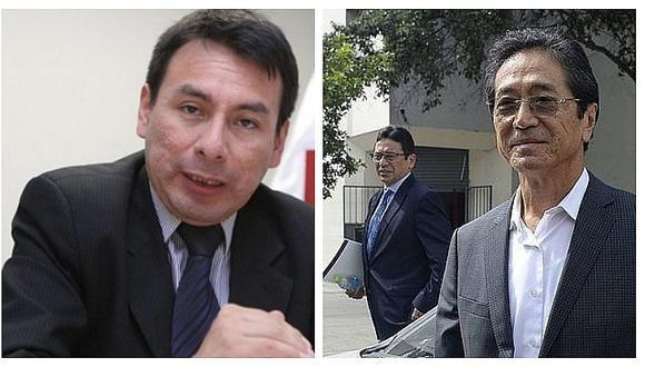 Jefe del Inpe asegura que no ha sido notificado para cambio de penal de Yoshiyama